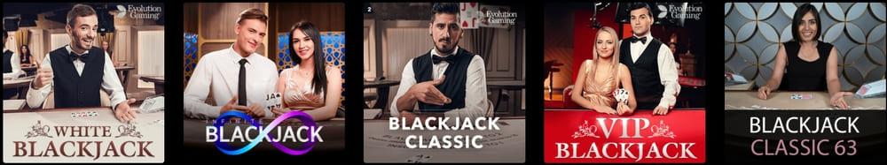 blackjack leikir fyrir peninga á netinu
